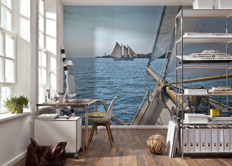 Sailing Wall Mural By Komar 8 526