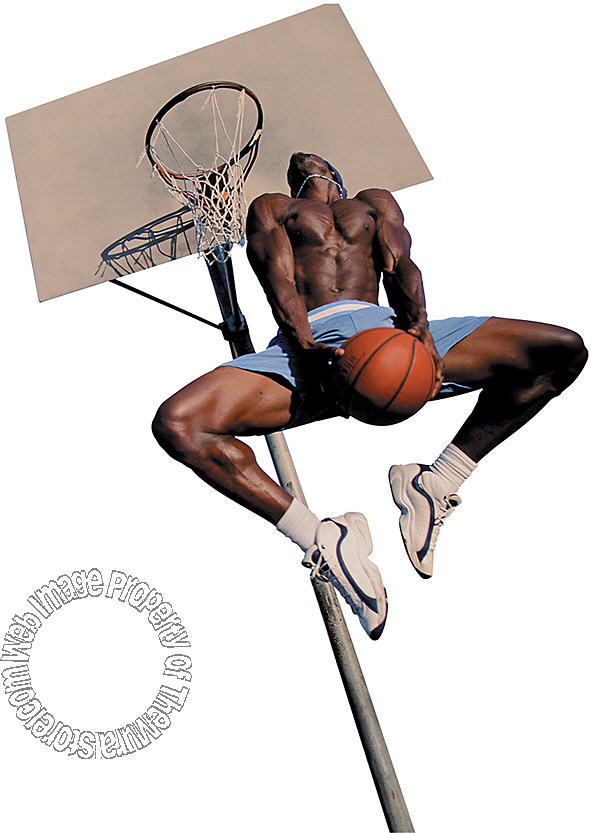 Basketball 258 75038c wall mural for Basketball mural wallpaper