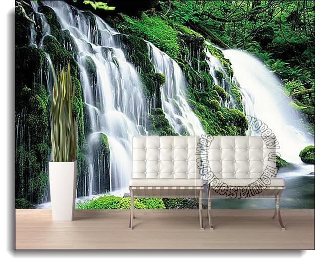 Royale Falls Mural 1830 DS8030