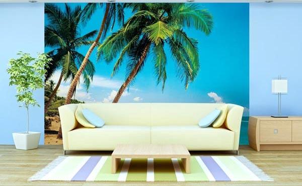 Isle Tropicale Mural 241 DM241