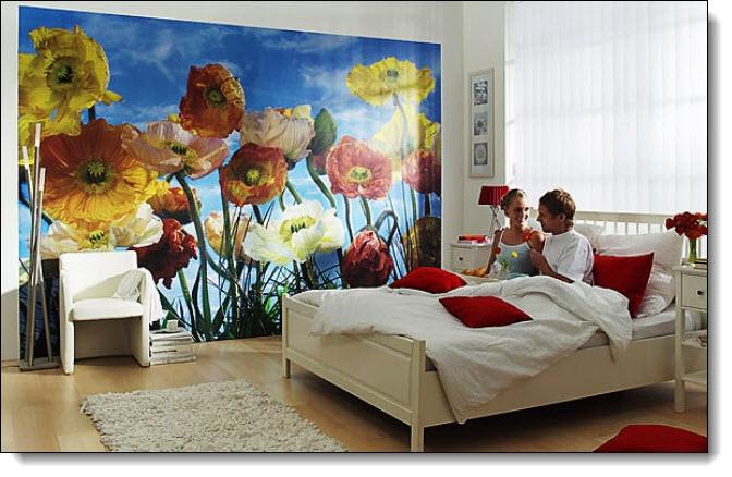 Poppy Mural 8-257