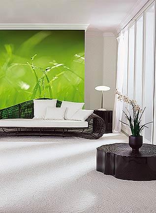 'Green' Mural 8-886