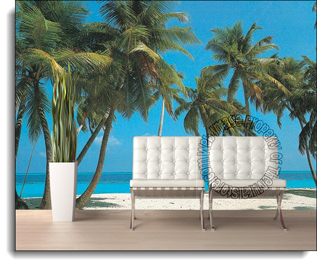 Bahama Breeze Wall Mural DS8029