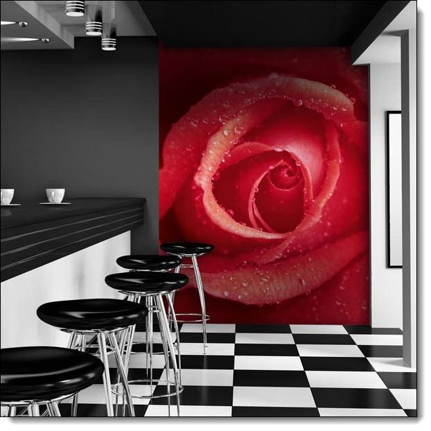 Rose Mural 368