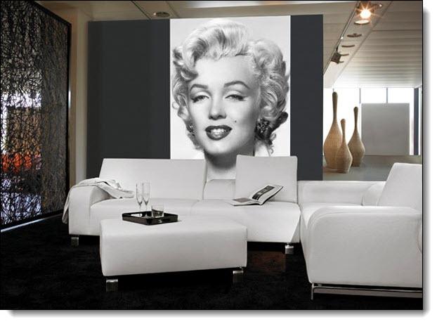 Marilyn Monroe Mural 412 DM412