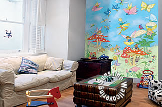 Fairy Tales Mural DM425