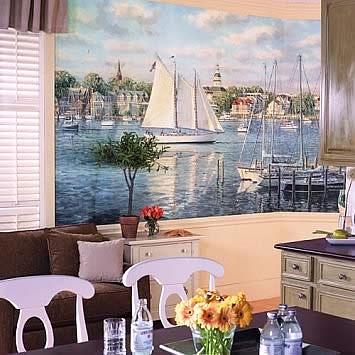 Harbor Mural RA0146M
