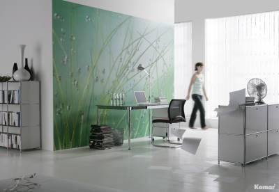 Aqua Mural 8-889 by Komar