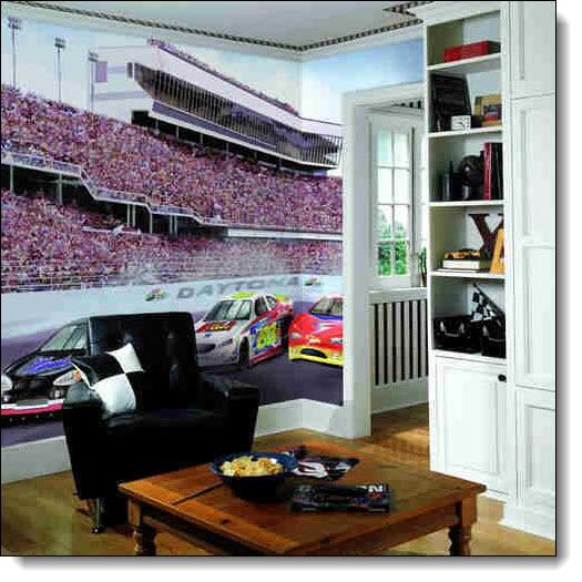 Daytona Raceway Mural RA0199M