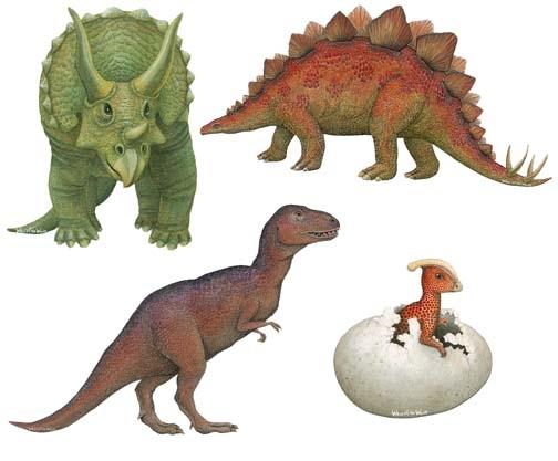 Dinosaur Collection #2
