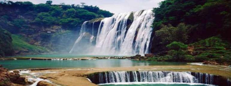 Huanggoushu Falls China 4023