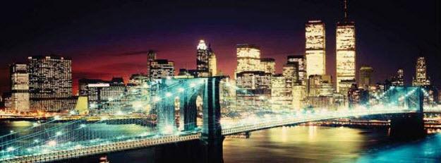 Brooklyn Bridge Wall Mural DS4072