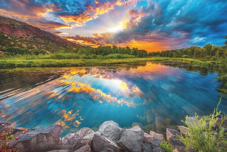 Daybreak by Komar XXL4-016