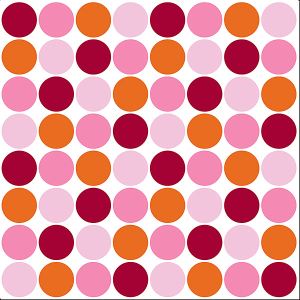 LOTS OF DOTS (PINK) BLOX WPB90237