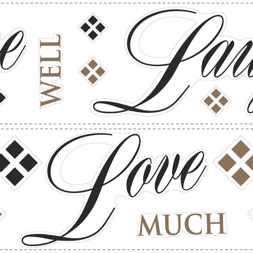 Live Love Laugh L Stick Wall Decals