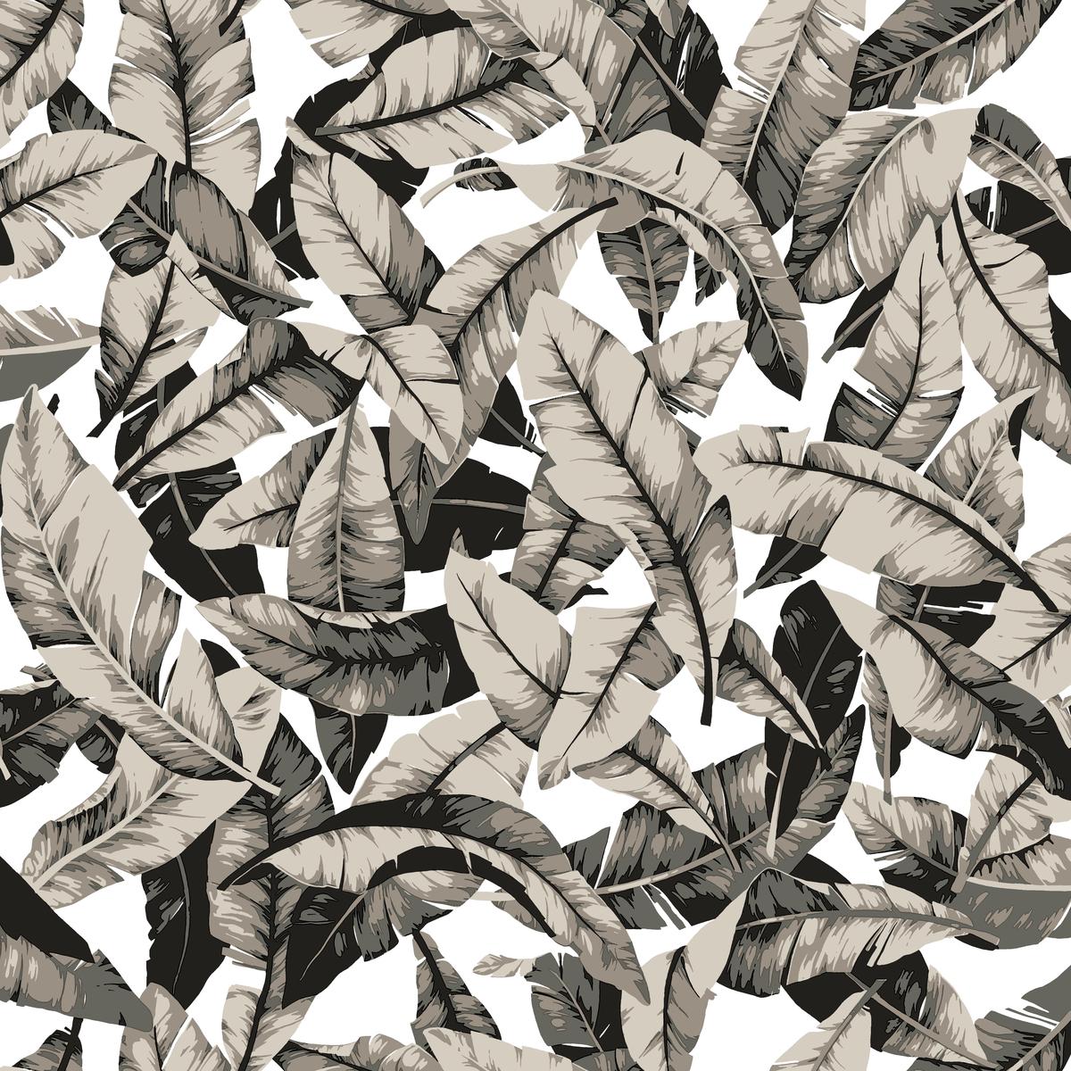 Tan Palm Peel Amp Stick Wallpaper Wallpaper And Borders