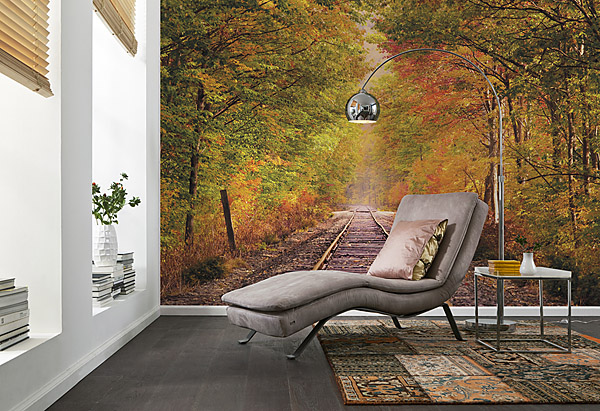 Indian Summer Wall Mural 8 903 by Komar Full Size Large Wall Murals