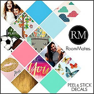 Peel And Stick Decals