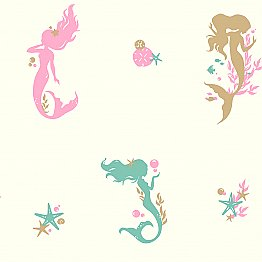 Mermaids Wallpaper