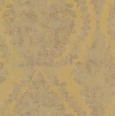 Charleston Damask Wallpaper