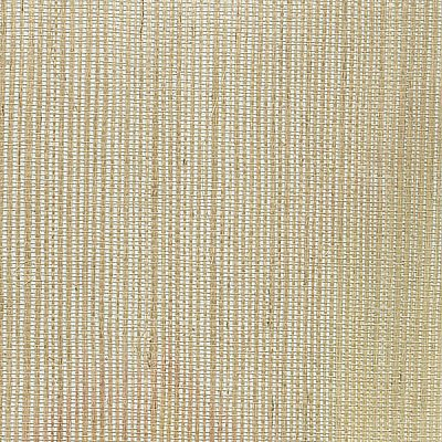 Ruslan Brown Grasscloth Wallpaper