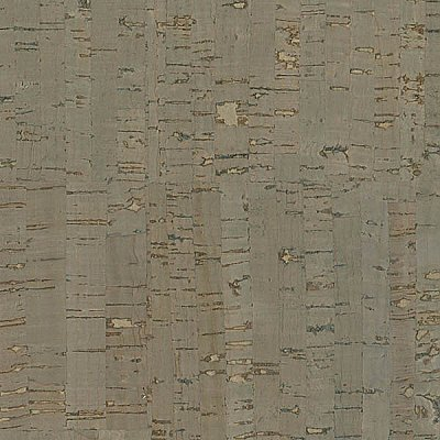 Misha Dark Grey Wall Cork Wallpaper