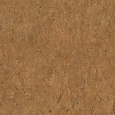 Yulia Chestnut Wall Cork Wallpaper