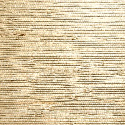 Martina Beige Grasscloth Wallpaper