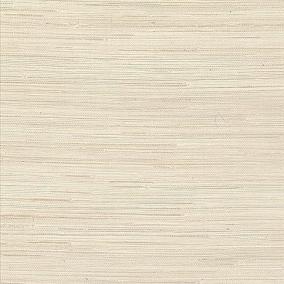 Kostya Cream Grasscloth Wallpaper
