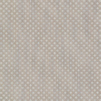 Berkeley Pewter Trellis Wallpaper
