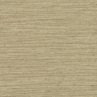 Bennie Taupe Faux Grasscloth Wallpaper