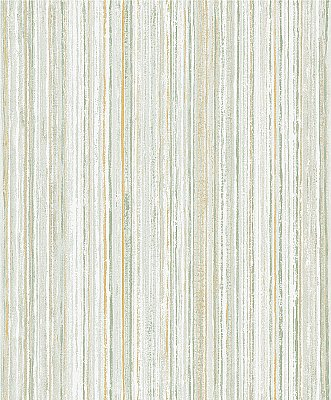 Grace Blue Stripe  Wallpaper