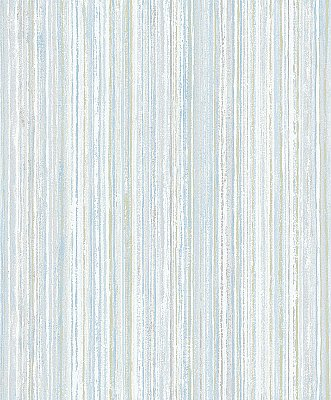 Grace Green Stripe  Wallpaper