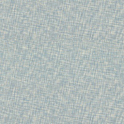 Arlyn Light Blue Grasscloth Wallpaper