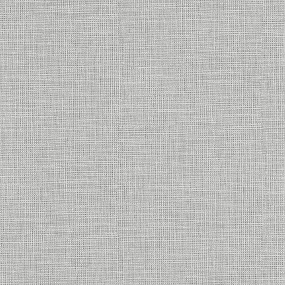 In the Loop Grey Faux Grasscloth Wallpaper