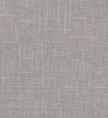 Stannis Taupe Linen Texture Wallpaper