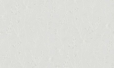 Nami Light Grey Floral Wallpaper