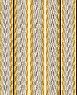 Cato Mustard Blurred Lines Wallpaper