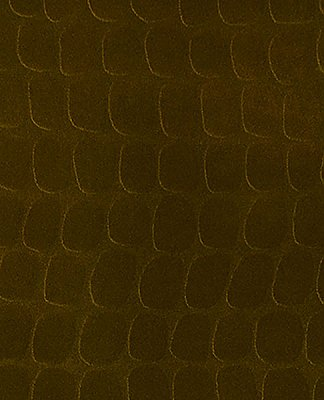 Hyde Coffee Graphic Croc Flock Wallpaper