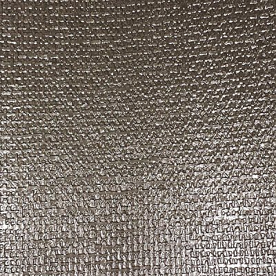 Ziba Gold Metallic Woven Texture Wallpaper