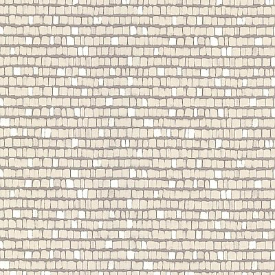Cella Neutral Graphic Wallpaper