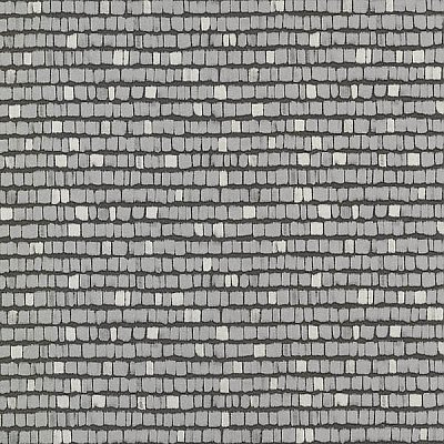 Cella Grey Graphic Wallpaper