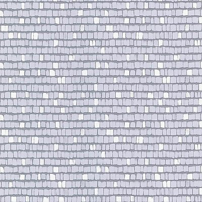 Cella Blue Graphic Wallpaper