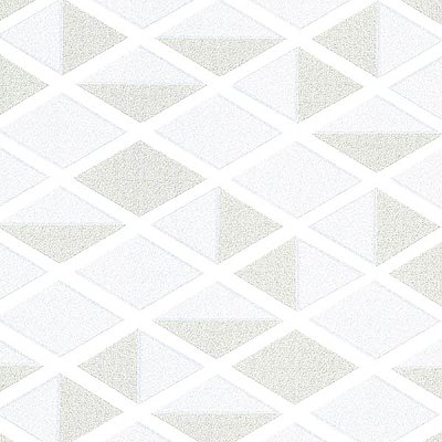Simon Sky Blue Geometric Wallpaper