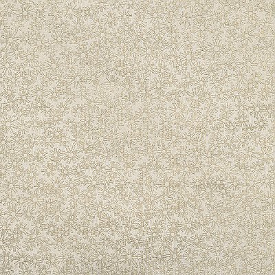 Janie Gold Metallic Floral Wallpaper