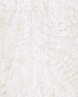 Balth Beige Botanical Wallpaper