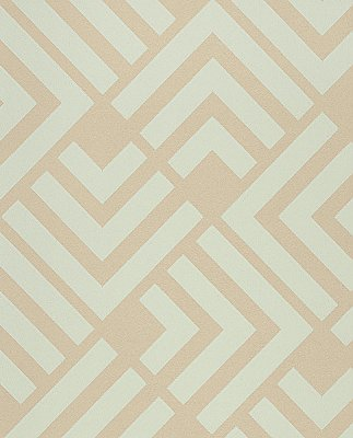 Zig Light Blue Geometric Wallpaper
