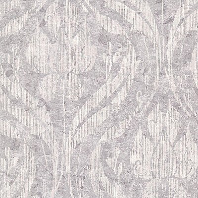 Carrara Lavender Textured Damask Wallpaper