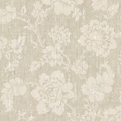 Giardina Beige Floral Trail Wallpaper