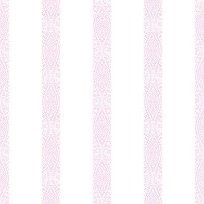 Ballerina Stripe Wallpaper